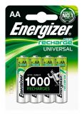 Energizer AA Rechargeable Batteries 1300mAh - Pack of 4